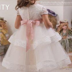 Yeni Yılbaşı Çocuk Elbiseleri
