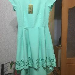 Chic νέο φόρεμα νέο