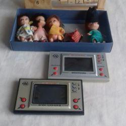 Куколки, игры, счеты