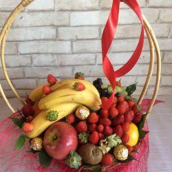 Καλάθια φρούτων