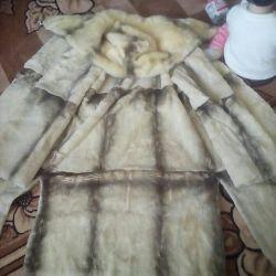 Fur coats for crafts