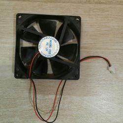 Вентилятор кабины душевой