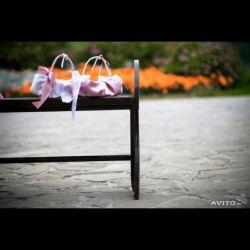 Baskets for petals