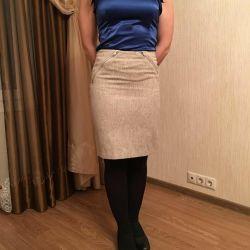 Skirt Vassa original wool