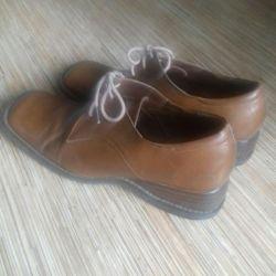 Çizme doğal deri