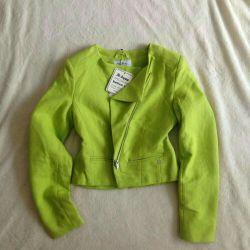 Курточка (косуха) новая