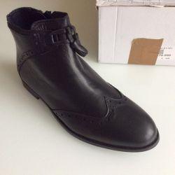 Μπότες αστράγαλο (νέο πρωτότυπο)