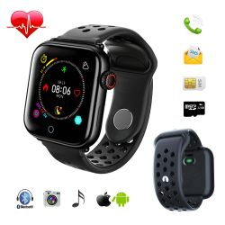 🔥 Akıllı Bilezik Z6S Siyah Sim 2G Bluetooth Yeni