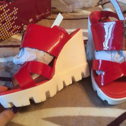 Platform ayakkabılar
