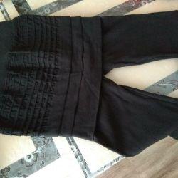 Καλσόν με μια νέα φούστα