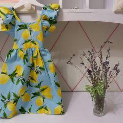 Children's dress (new)