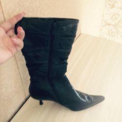 Άνοιξη νέων μπότες