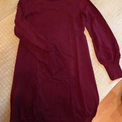 Elbise Giydirme, Bordo