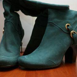 New boots spring / autumn. Nat nubuck size 36