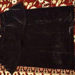3 черные юбки 42-44
