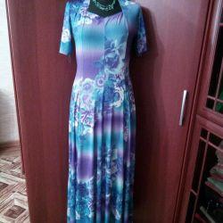 Платье, длина в пол