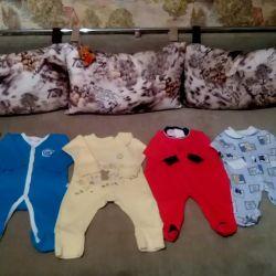 Πακέτα για παπούτσια για αγόρι (2-8 μήνες)