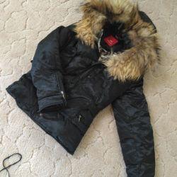 Towmy down jacket, 44 size