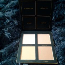 HUDA BEAUTY 3D Powder Palette