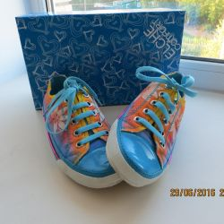 Туфли под кеды elche komfort