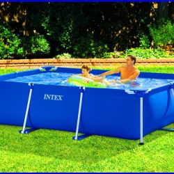 Πλαίσιο πισίνα 300x200x75cm, πρωτότυπο, 28272