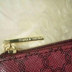 💯 Cosmetic Bag - Ivanka Trump Clutch