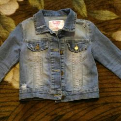 Jeans for girls 4-5 years old