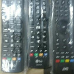 Новые пульты для телевизора