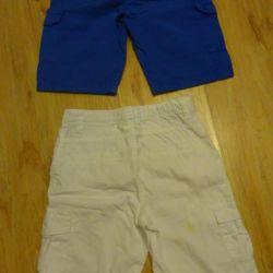 Shorts 128-134