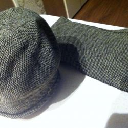 Beret kit with scarf