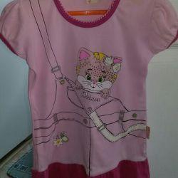 Selling dress tunic 100% Cotton