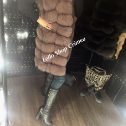 Fur Vests Available