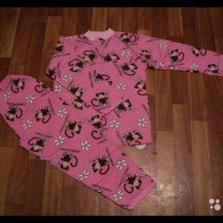 New pajamas for 128-134 cm