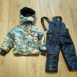 Jacket pants (suit)