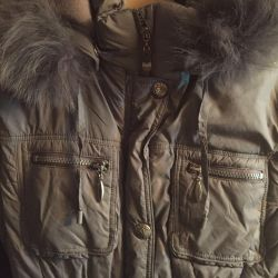 Women's down jacket (negotiable possible)