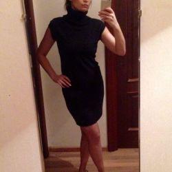 Платье кашемировое тонкое