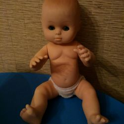 Dolls (made in Russia)