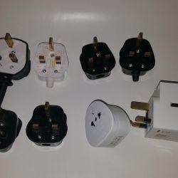 Adapter, Tee, Plug Ηνωμένο Βασίλειο (Ηνωμένο Βασίλειο)