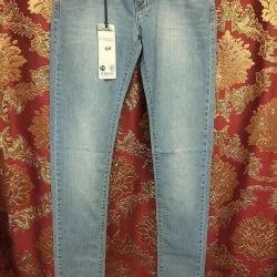 Jeans, Turcia, nou