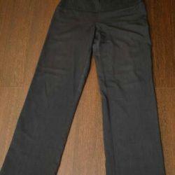 Hamile kadınlar için 3 çift pantolon