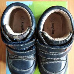 Παιδικές μπότες για το αγόρι Kapika26razmer.