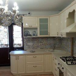 Kitchen Glossy Beige
