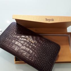 New Tonelli Leather Wallet