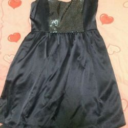 Evening dress for girls for 10-12 years