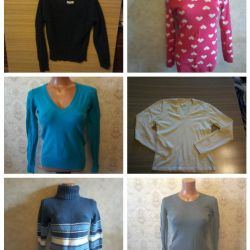 selling sweaters