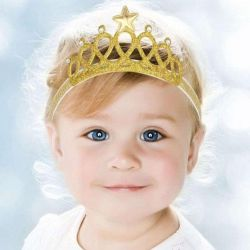Crown for baby