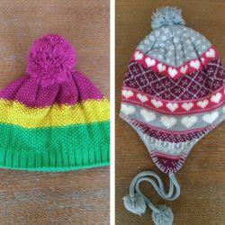 Pălărie pentru copii 2 buc