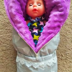 Φάκελος για κούκλες