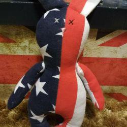 Jucărie americană Bunny