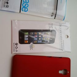 Xiaomi Mi4 case and film